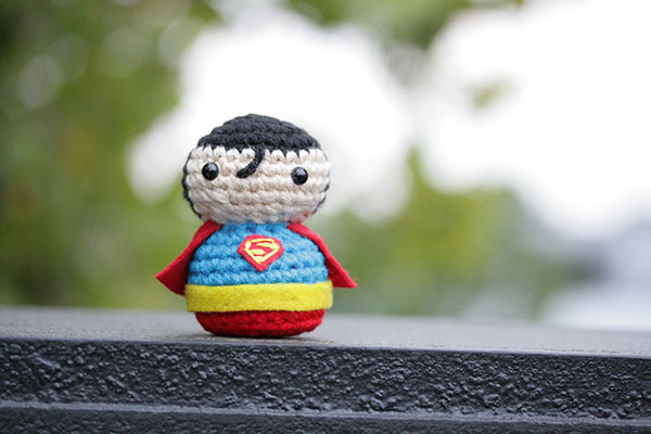 Superman roof